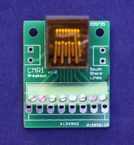RJ45 to Screw Terminal Adapter assembled