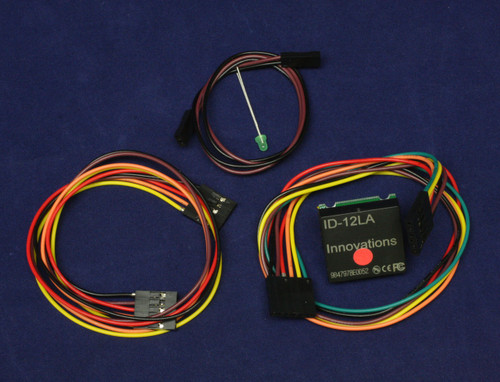 Reader head Expansion Kit - Head, Break-Out board (on back of Head), 3 cables, LED