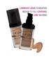 LA Girl HD Pro Coverage Illuminating Foundation Pro Coverage High-definition long wear illumination liquid foundation for a flawless looking, full coverage finish. Lightweight formula is comfortable for all day wear. Paraben free formula with added anti-oxidants helps hydrate and improve the skin`s appearancei