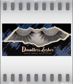 Dauntless Lashes in SAVAGE- New 3D synthetic mink lashes design add's volume and depth to natural lashes for that extra oomph! Checkout all the styles! * Does not come with adhesive, we recommend you use your favorite