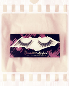 Dauntless Lashes in DIVA- New 3D synthetic mink lashes design add's volume and depth to natural lashes for that extra oomph! Checkout all the styles!