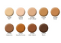 Color is Cocoa as shown on swatch