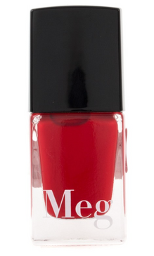 MEG Nail Polish in Red High Shine and evenly Spread Coverage that Bring Out a Bolder Color  Long Lasting Throughout Wear Easy Grip