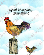 Good Morning Rooster