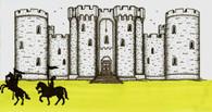 Wide Castle Scene