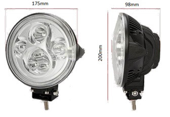 12v 60w 4wd / Truck Outdoor LED Light