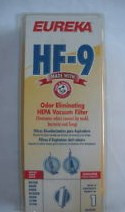 Eureka HF-9 Odor Eliminating HEPA Vacuum Filter