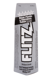 Flitz Paste Metal Polish 150 gm