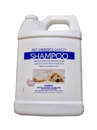 Kirby Pet Owners Carpet Shampoo 1 Gallon