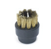 Ladybug 30 mm Black Brass Brush