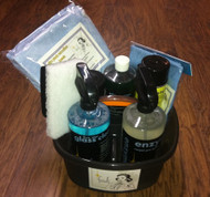 Fred's Dorm Room Essentials Cleaning Kit