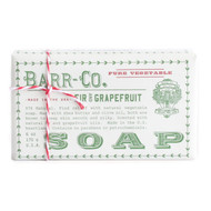Barr Co. Fir & Grapefruit Bar Soap