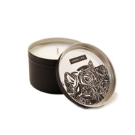 EJH Brand Signature Travel Candle Tin Lemon + Fig