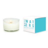 Modern Alchemy White Waters White Box Collection Voyage Candle