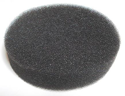Style Vac Round Foam Filter Only