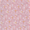 Tiny Floral in Pink - Cotton Lawn - Japanese Fabric - Sevenberry Fabric