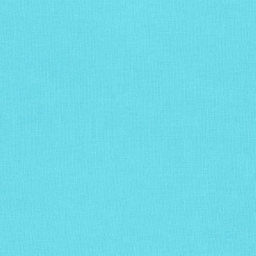 Kona Cotton, Bahama Blue, Available from Purple Stitches, UK
