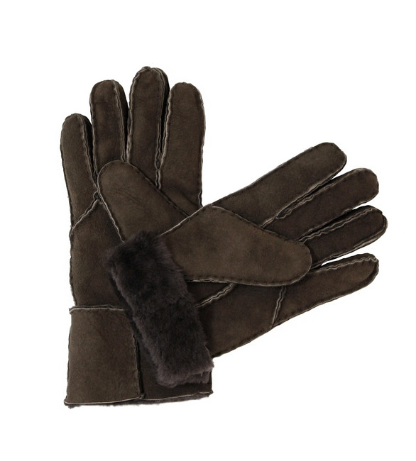 Ever Australia UGG Classic Shearling Seamed Gloves