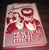 Annemann - Practical Mental Effects (Used)