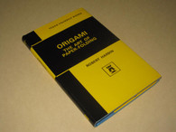 Harbin, Robert - Origami, The Art of Paper Folding (hardcover)