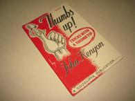Kenyon, John - Thumbs Up! Tricks with a Thumb Tip