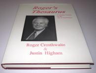 Crosthwaite, Roger & Higham, Justin - Roger's Thesaurus