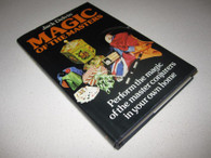 Delvin, Jack - Magic of the Masters (hardcover)