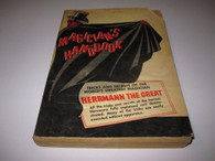 Herrmann the Great - Magician's Handbook