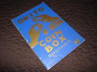 Bey, Mohammed - (S. Leo Horowitz) - Okito Coin Box Routines