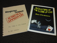 Mendoza, John / Fleshman -Double Play (2 books)