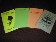 Marshall, Frances - 4-Book Collection (1 autographed)
