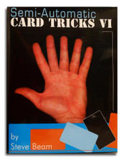 Semi-Automatic Card Tricks - Vol. 6  Front