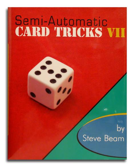 Semi-Automatic Card Tricks - Vol. 7  Front