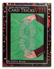 Semi-Automatic Card Tricks - Vol. 8  Front