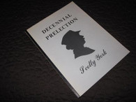 York, Scotty - Decennial Prelection (1st edition)