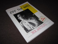 Harris, Ben - Off the Wall - 2nd Printing (1988)
