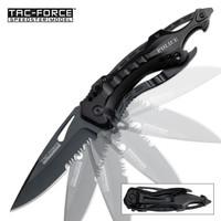 Tac Force Police Folding Pocket Knife