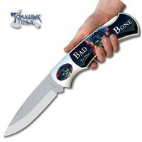 Bad to the Bone Monster Folding Knife
