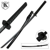 Black Emperor Katana Sword With Scabbard