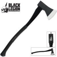 Black Legion Firefighter Long Axe