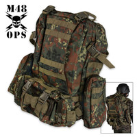 M48 Ops Gear Backpack Camouflage