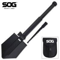 SOG Elite Trenching Tool