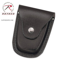 Rothco Deluxe Leather Handcuff Case