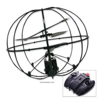 Vector Sphere Flying RC Drone WM0036