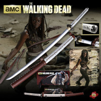 The Walking Dead Sword - Wall Mount Limited Edition MC-WD001WS