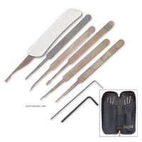 Deluxe Lock Pick Set