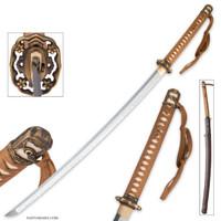 Japanese Officer Replica Katana Shin-Gunto Sword