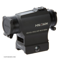 Holosun Paralow Micro Red Dot Sight with Solar Power HS515CU