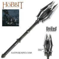 The Hobbit Mace of Sauron with One Ring UC3034