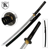 Bamboo Leaves Katana Sword